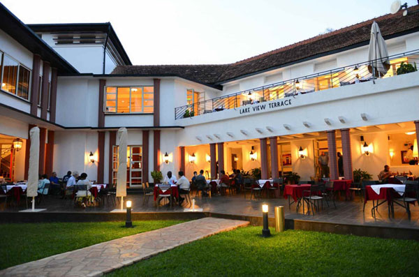 Entebbe hotels